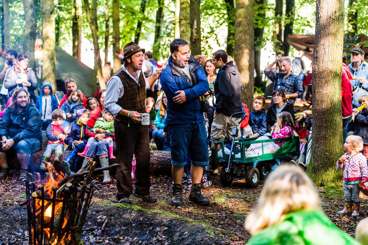 Ian Douglas' Campfire Stories